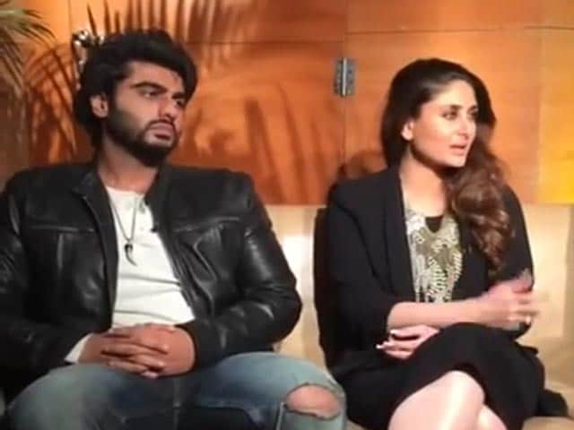 Kareena on What's Challenging About Ki And Ka