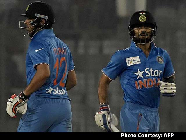 Video : Yuvraj Singh Has the Experience to Take Decisions: MS Dhoni