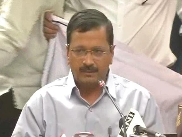 Video : Arvind Kejriwal Gets Bail In Defamation Case Filed By Arun Jaitley