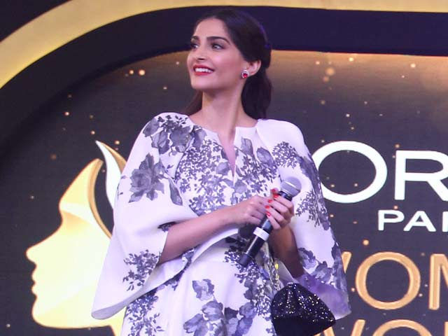 Science Has Always Been The Future: Sonam Kapoor