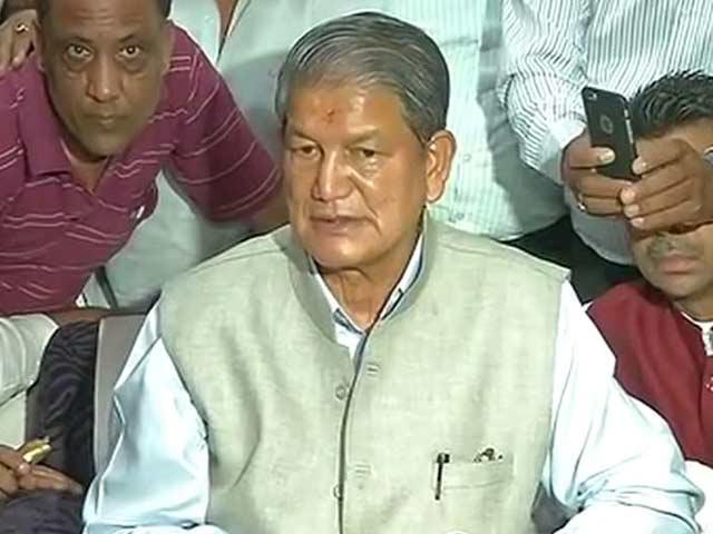 Video : Uttarakhand Crisis: Congress Gets Chance To Prove Majority On Thursday