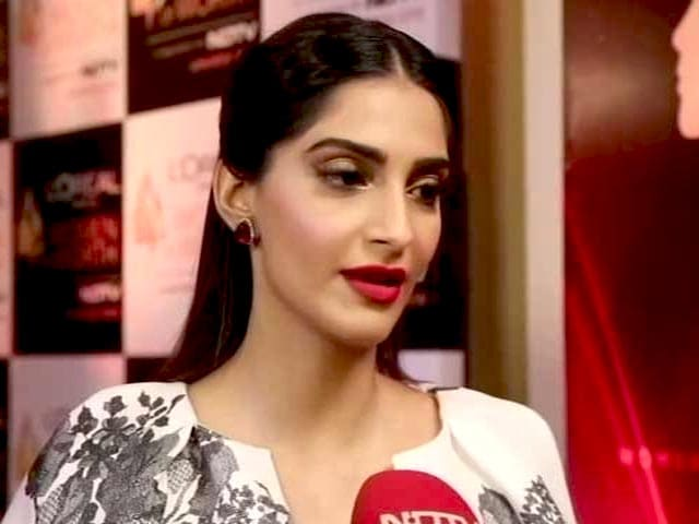Sonam's Advice to Young Women