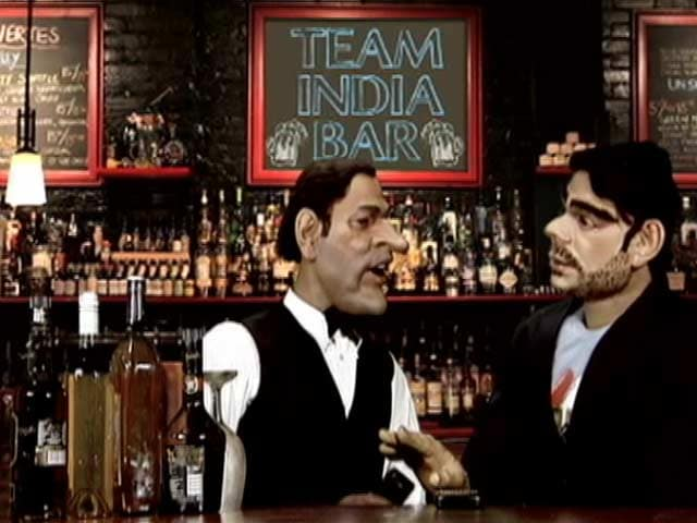 Video : Team India Bar
