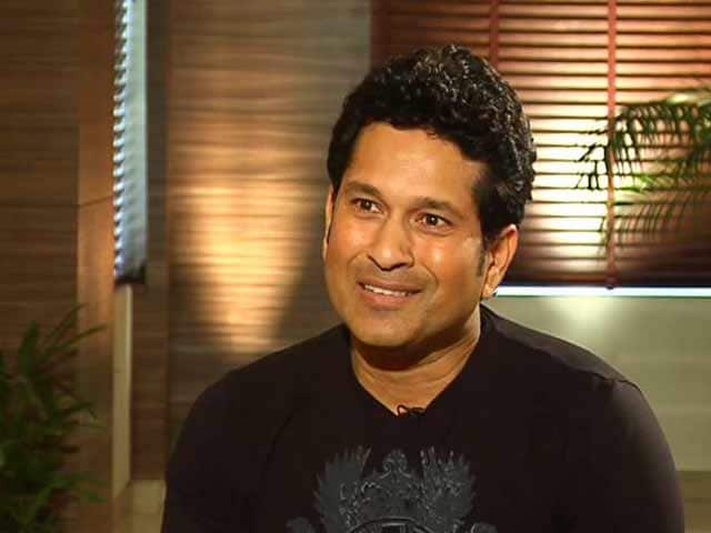 Video : Heart With India But West Indies Playing Well: Tendulkar