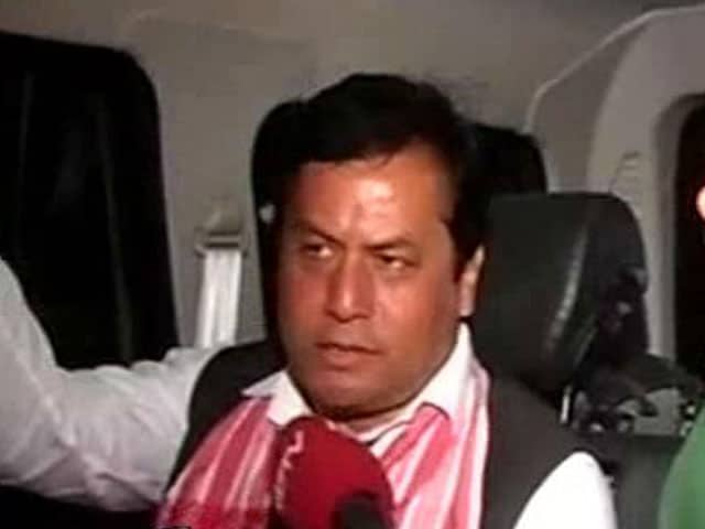 Video : No Competition With Tarun Gogoi, Assam Needs Parivartan: BJP's Sonowal