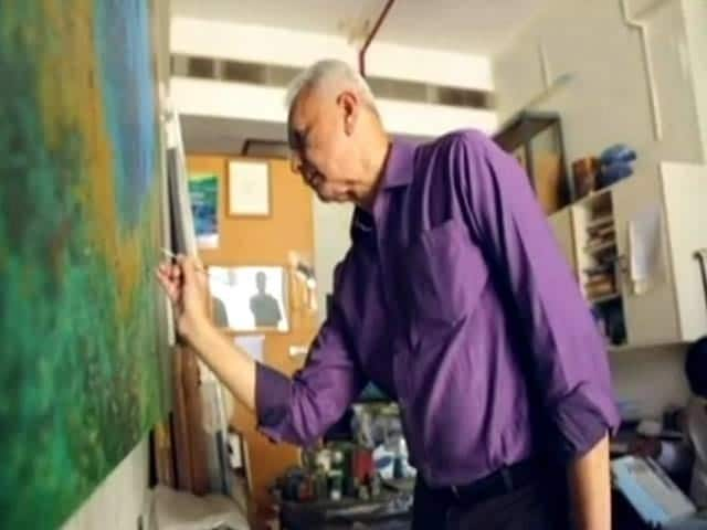 Video : On Art: A Glimpse Into Paintings and Classical Music of India