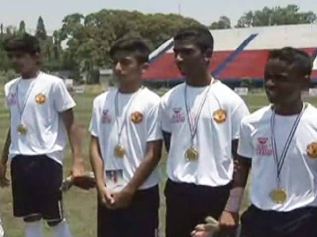 Video : The Search for India's Brightest Soccer Stars