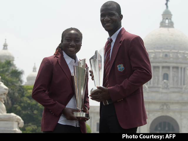 After World T20 Wins, West Indies Party in Kolkata