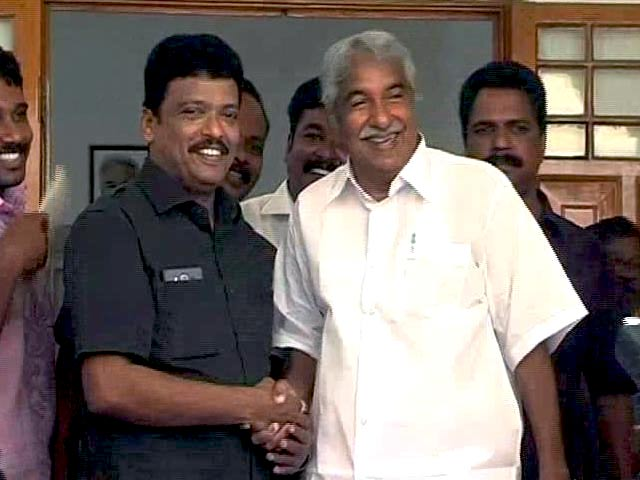 Video : Oommen Chandy Backs Tainted Minsters, Says Allegations Are Not Evidence