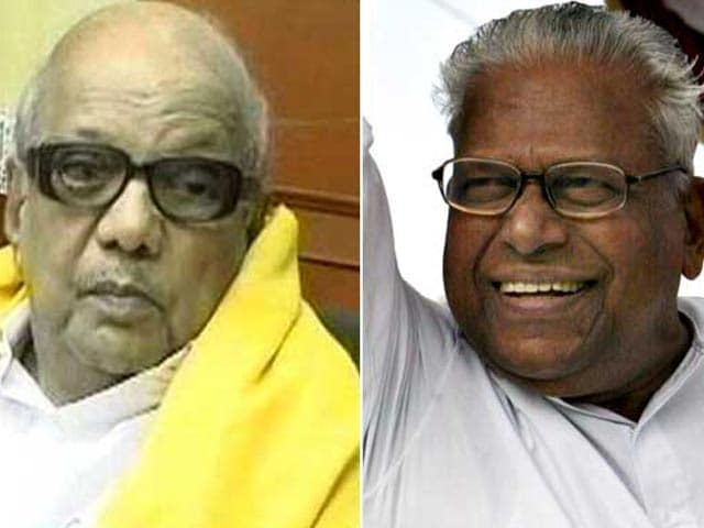 Video : 90-Plus And Still Going Strong. The Tale of 2 Chief Ministerial Hopefuls