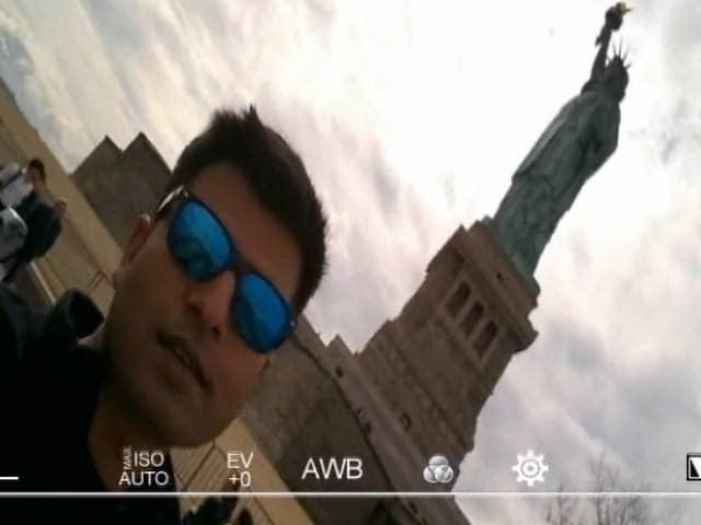 Video : एनडीटीवी विशेष : देखें न्यूयॉर्क की 'सेल्फ़ी' यात्रा