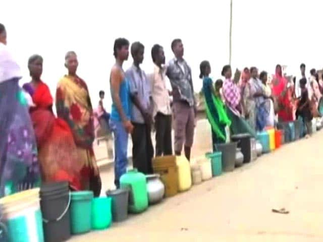 Video : A 'No Water' Leave From Work, As Ranchi Declares Emergency