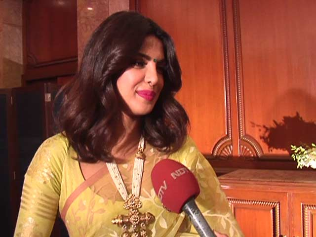 Video : Girls Have to Stand Up for Themselves: Priyanka Chopra to NDTV