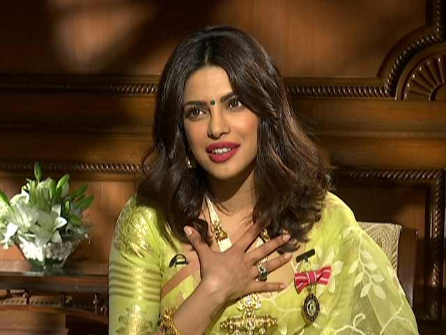 Anonymity Would Be Weird For Me: Priyanka Chopra To NDTV