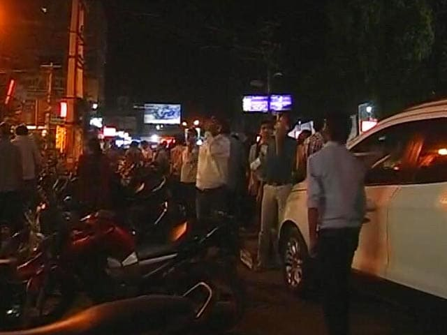 Video : Strong Tremors In Kolkata, Guwahati After Massive Earthquake At India-Myanmar Border