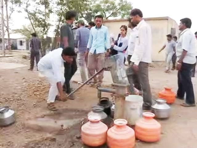 Video : By Ignoring Rulebook, Have Centre And Maharashtra Exacerbated Drought?