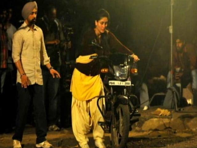 First Look: Kareena Kapoor in Udta Punjab