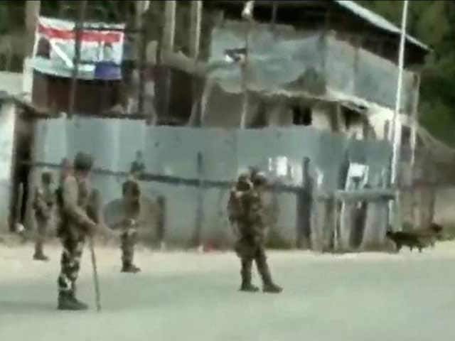 Video : Class 11 Student Killed In Firing By Security Forces In Kashmir
