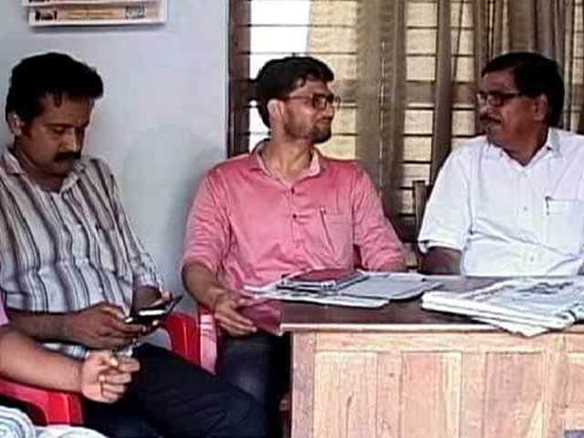 Video : In Kerala Polls, Friend Of Kanhaiya, Rohith Vemula 'Reincarnate'