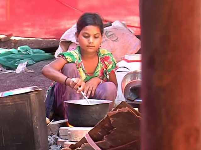 Video : Children Of Nanded's Drought, Now Migrants To The Fringes Of Mumbai