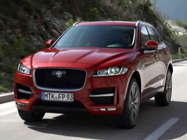 Video : Jaguar F-Pace Review and Honda Navi