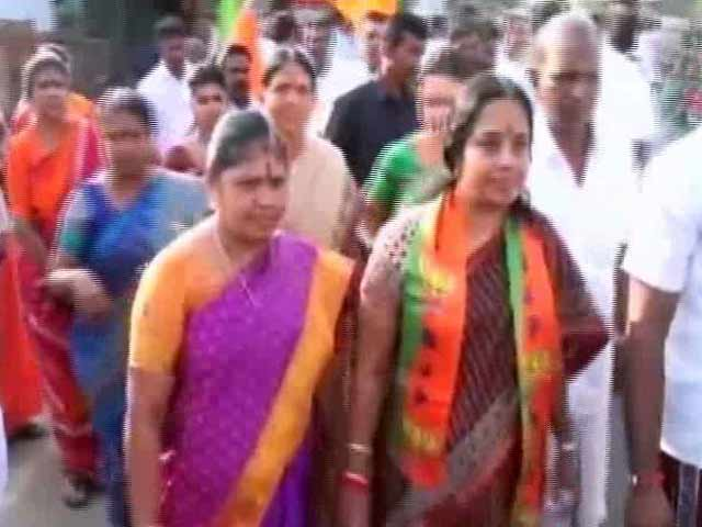 Video : Tamil Nadu Elections: Parties Field Fewer Women Candidates