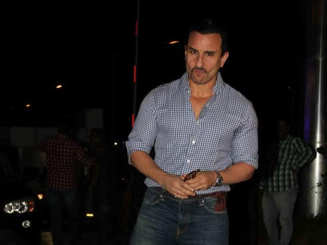 Video : Saif Ali Khan's Bollywood Recipe Book