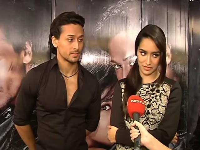 Shraddha Reveals What Kind of a Boyfriend Tiger Will Make