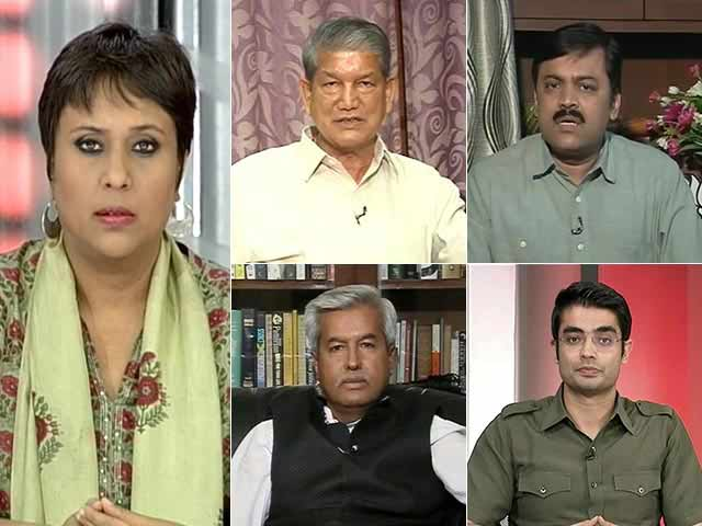 Video : Democratic 'Court' Correction: President's Rule In Uttarakhand Revoked