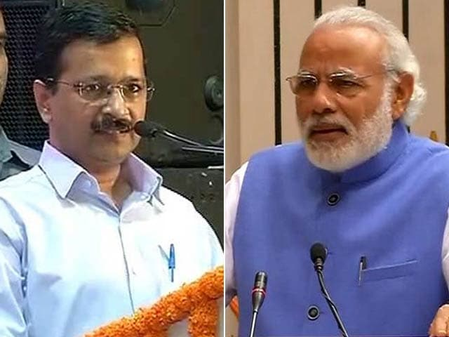 Video : What PM Modi and Arvind Kejriwal Told Bureaucrats Sharply Differed
