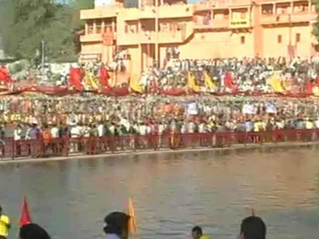 Video : Month-Long Simhasth Kumbh Begins In Ujjain Today