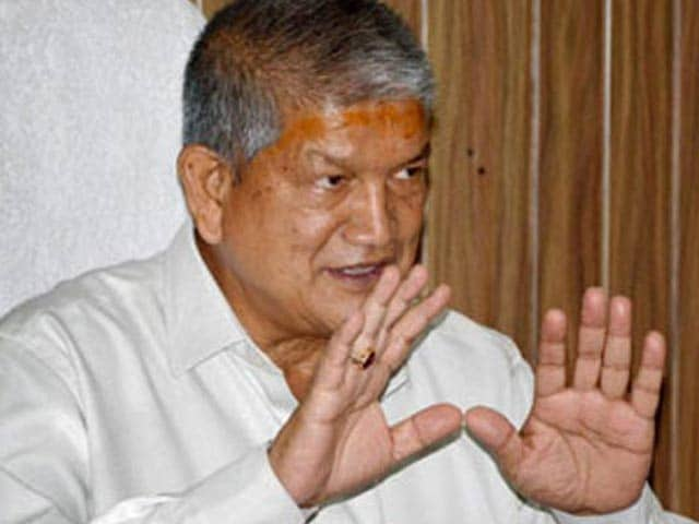 Video : After 24-Hour Break, Uttarakhand Back To President's Rule
