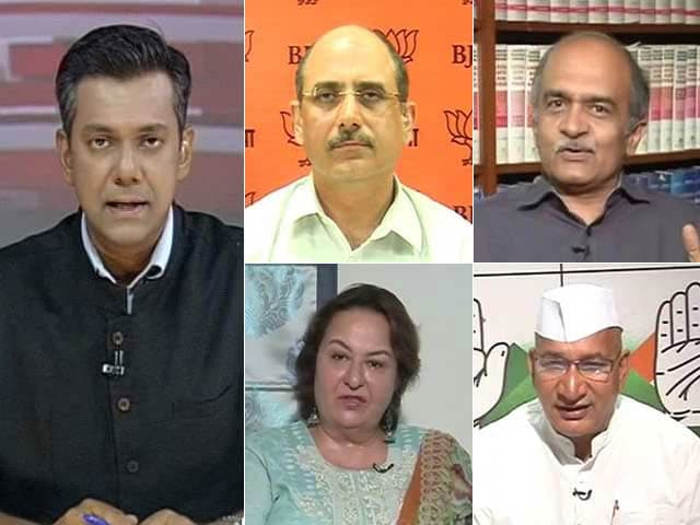 Video : President's Rule Back: Will Uttarakhand Game Of Thrones Get Murkier?