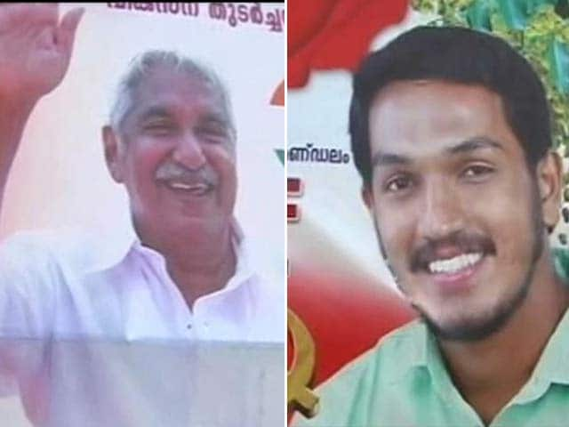 Video : In Kerala's Puthuppally, 26-Year-Old Takes On Chief Minister Chandy
