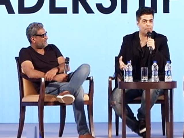 Video : Karan Johar: Current Film Marketing Model Needs an Overhaul