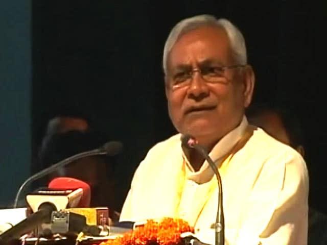 Video : नीतीश ने कहा- बीजेपी विरोधी सभी दल एक मंच पर आएं