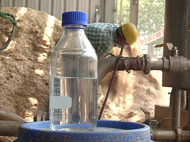 Video : At A Plant In Uttarakhand, Technology That Turns Crop-Waste Into Fuel