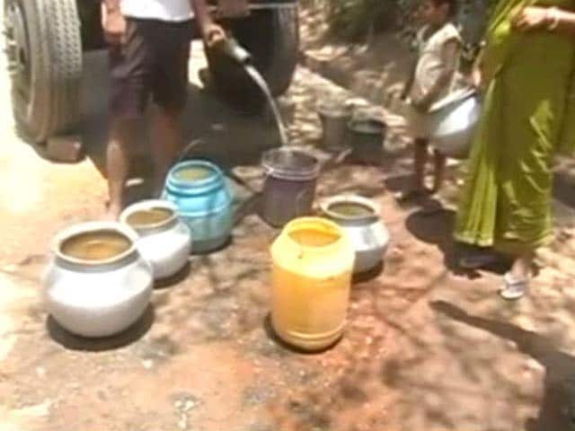 Video : In Ranchi, Deserted Classrooms As Water Crisis Draws Out Students