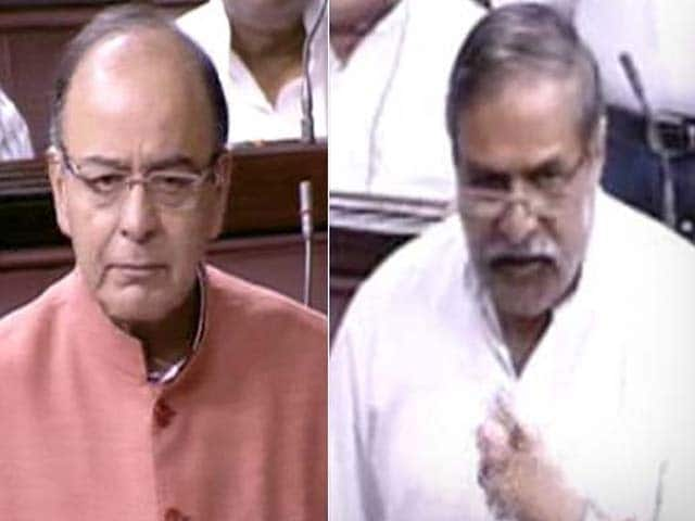 Video : Battle Over Uttarakhand Moves to Parliament, Rajya Sabha adjourned
