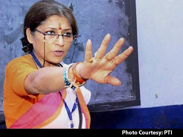 Video : Roopa Ganguly, Accused Of Slapping Trinamool Worker, Named In Police Complaint