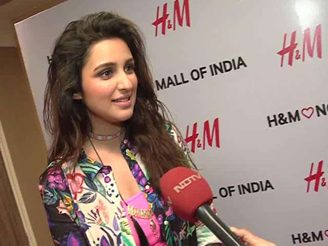 Parineeti on Priyanka's Time Honour: Only She Could Have Done It