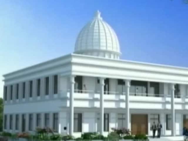 Video : कर्नाटक में ज़िला कांग्रेस मुख्यालय के लिए करोड़ों की ज़मीन दी कौड़ियों के दाम