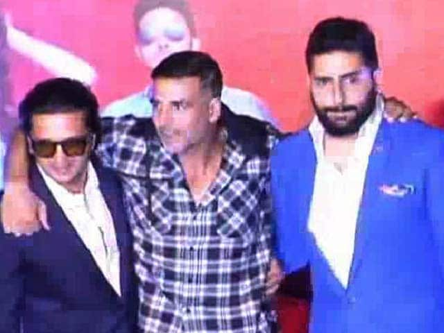 Housefull 3 Trailer Launch Was Housefull Indeed
