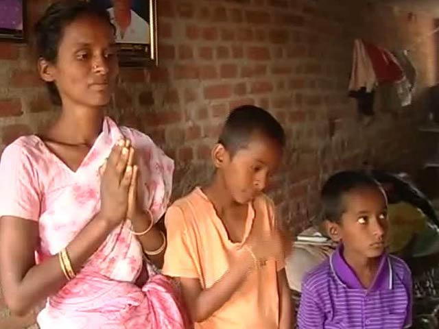 Video : Without Help, My Sons Would've Lost Another Parent: Telangana Farmer's Widow