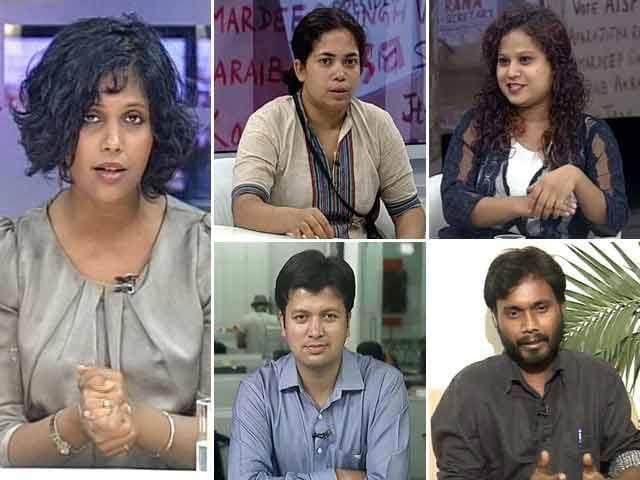 Video : New Kids On The Block Debate Chopper Scam, JNU Report