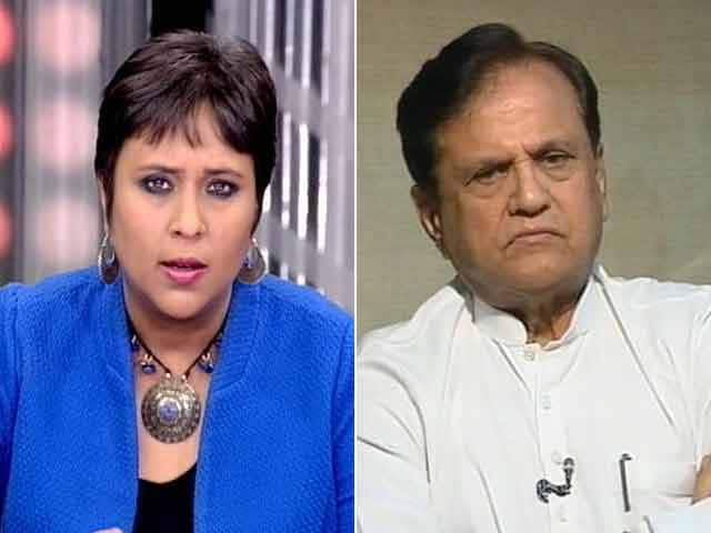 'N-O, Never': Sonia Gandhi's Aide Ahmed Patel On Meeting Agusta Middlemen