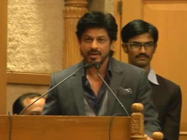 What SRK Has to Say About PM Modi's 'Make in India'