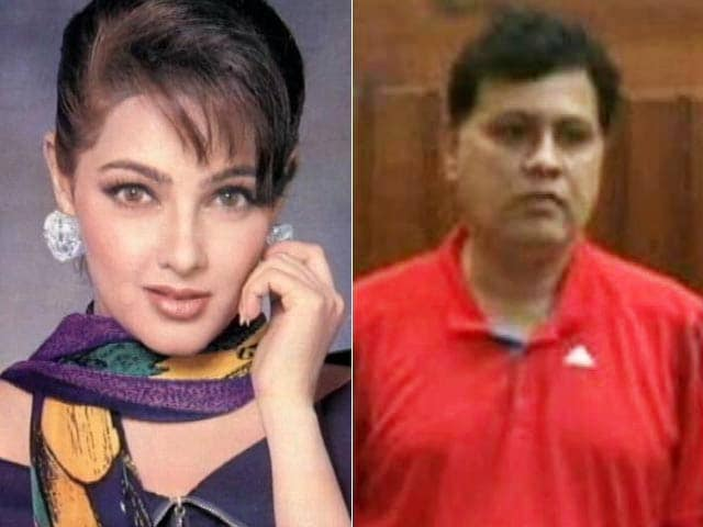Video : Ex-Actor Mamta Kulkarni's Husband Wanted In Drug Bust Worth 2,000 Crores