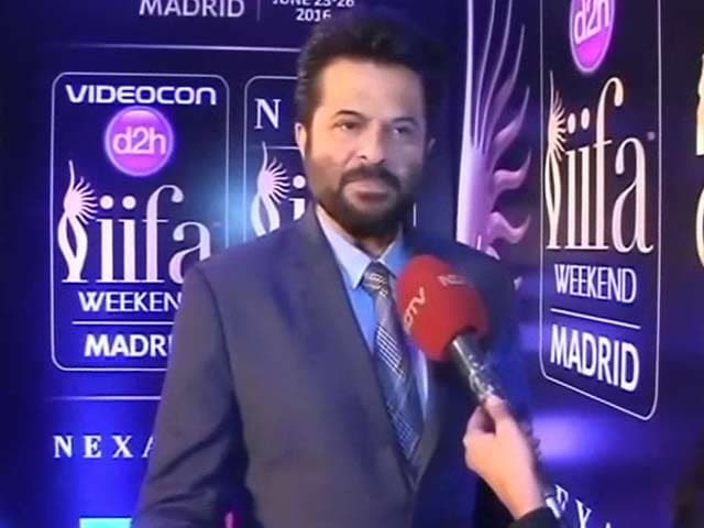 Video : Anil Kapoor 'Sacrificed' Many Films For <i>24</i>