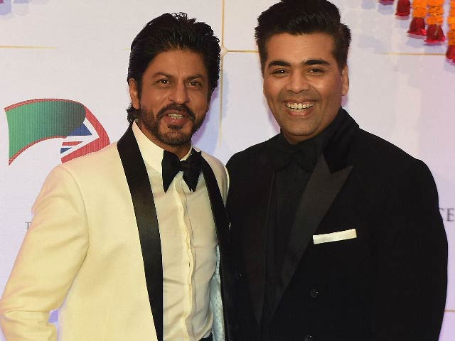 Shah Rukh Thankful to Karan Johar for Being a Big Support
